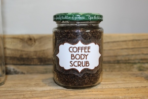 DIY Coffee Body Scrub (1)