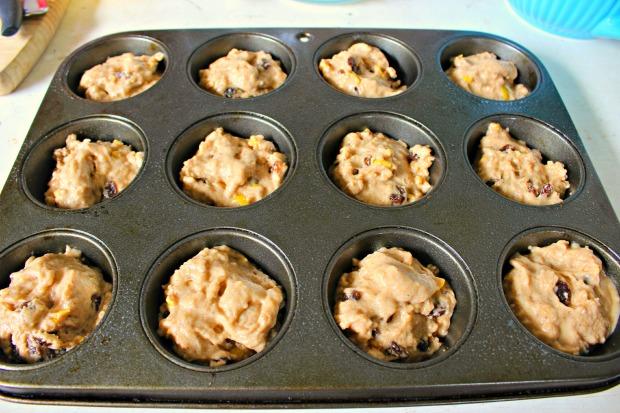 Hot Cross Muffins (15)