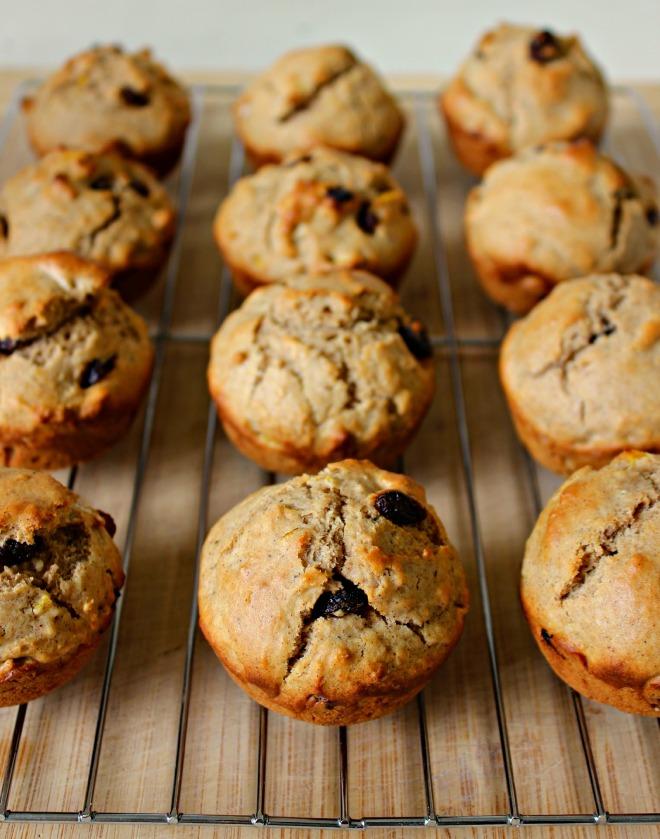 Hot Cross Muffins (17)