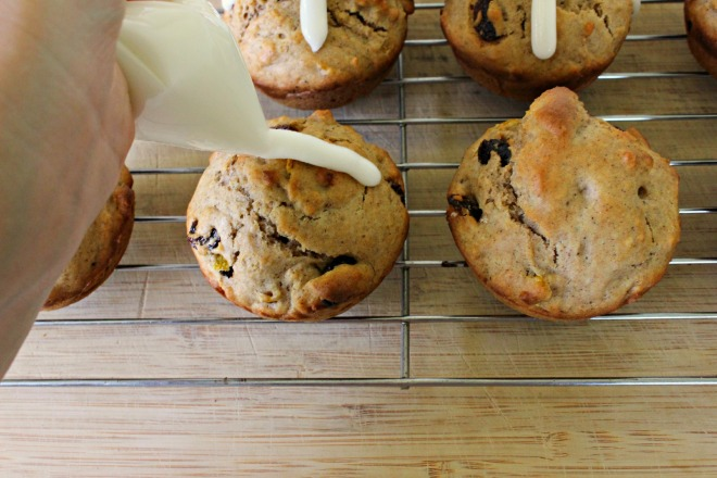 Hot Cross Muffins (20)