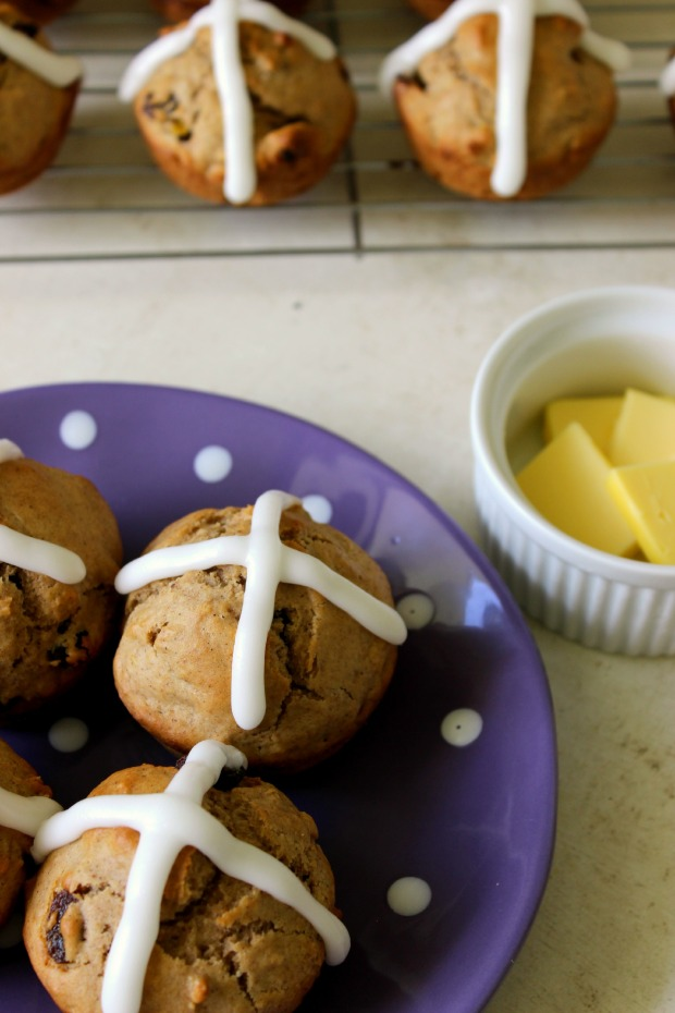 Hot Cross Muffins (22)