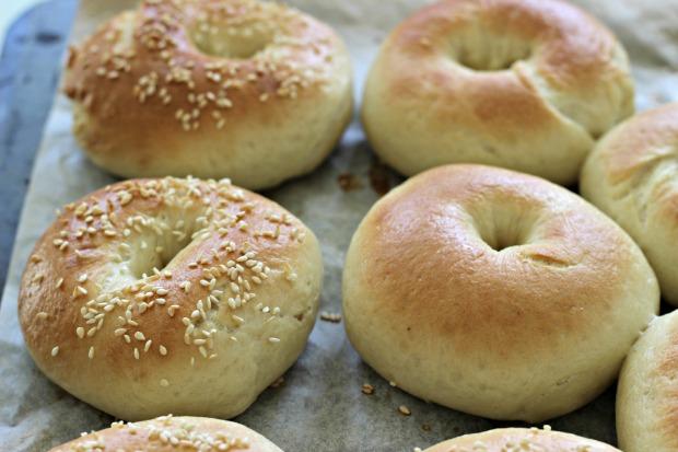 Homemade Bagels (16)